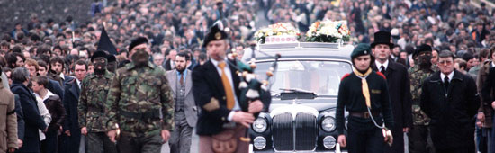 Bobby Sands Funeral
