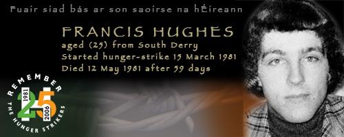 Francis Hughes : Bobby Sands Trust