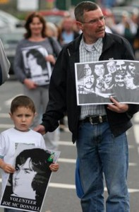 Joe McDonnell vigil July 2011
