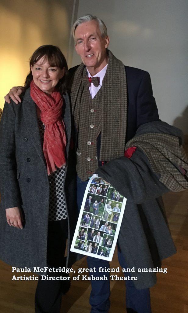 Paula McFetridge and Laurence McKeown