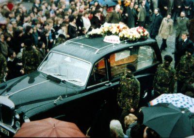 Sands-Funeral