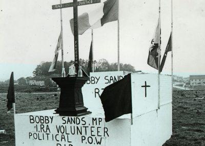 Bobby Sands memorial