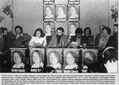Bobby Sands Election