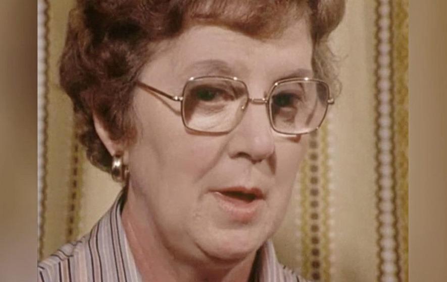 Death of Margaret Doherty