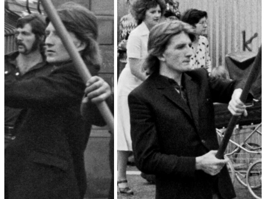 Photos of Bobby Sands Discovered!