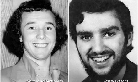 Raymond & Patsy Remembered
