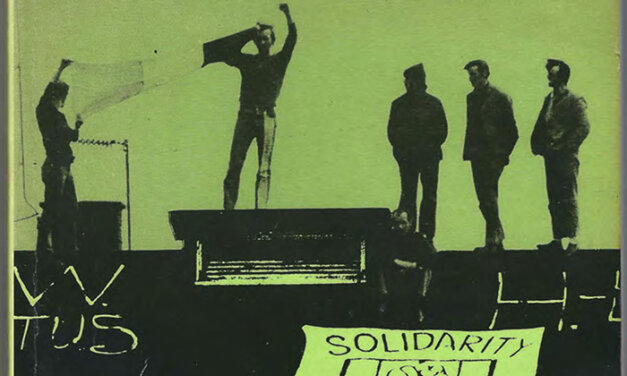Gerry Adams Reviews The Comrades