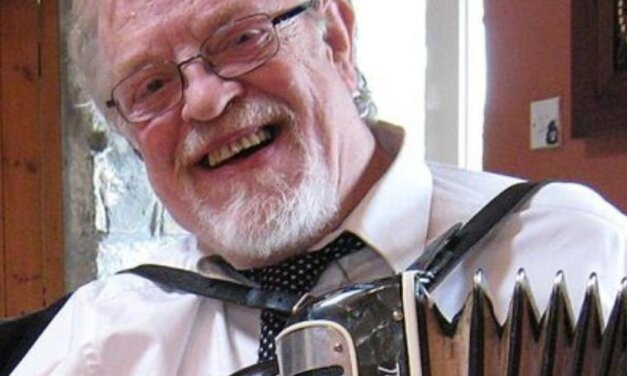 Death of Tony MacMahon